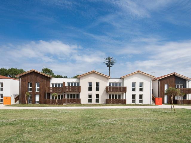 Logement collectif brémontier agence jean dubrous architecture