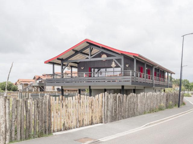 architecte maisons la villa b extérieure