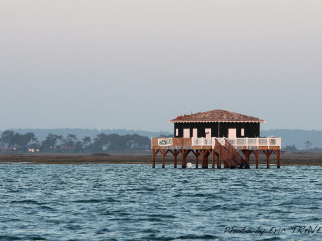 architecte la teste cabane tchanquee pleine mer